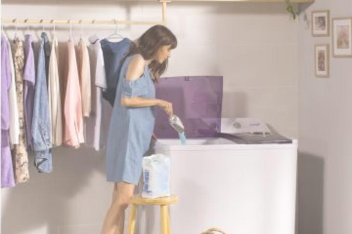 ¿Cómo eficientar el uso de agua en tu lavadora Acros?